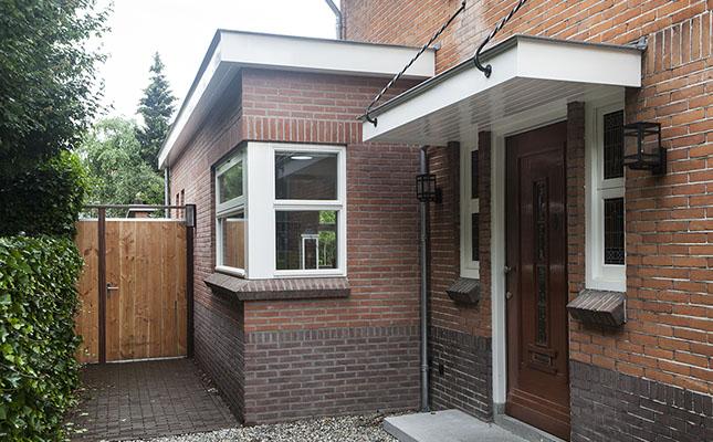 Jaren 30 huis gestript - Huis interieur architectuur ...